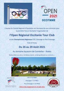 Open Régional Occitanie Tour Club