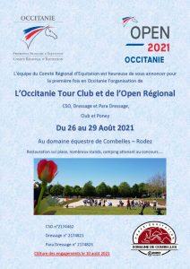 Occitanie Tour Club – Open Régional
